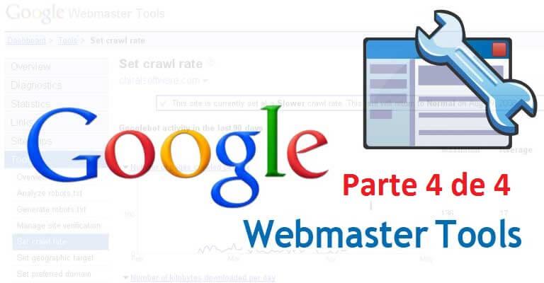 Guía completa Webmaster tools 4 - 1