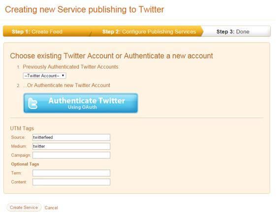 Twitter Feed - 3