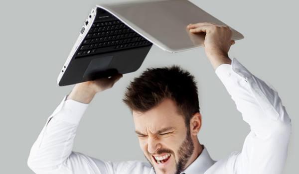 El consumo de Internet desde ordenadores retrocede un 11%
