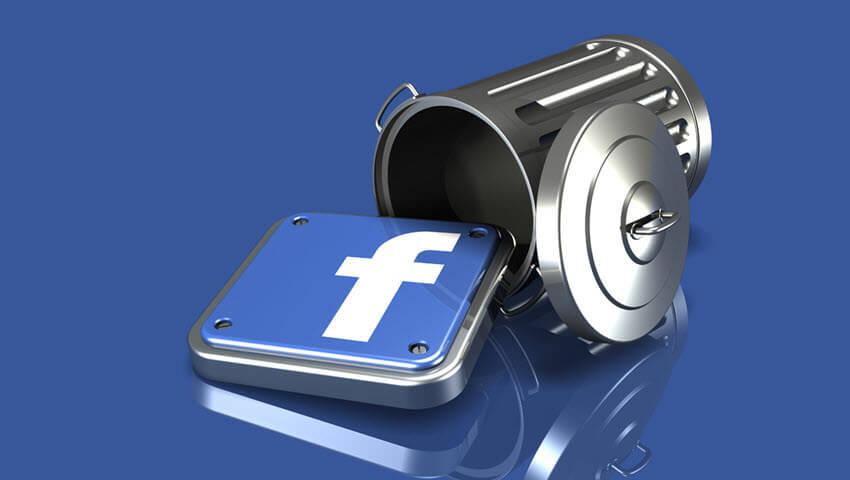 ¿Cómo eliminar tu cuenta de Facebook?