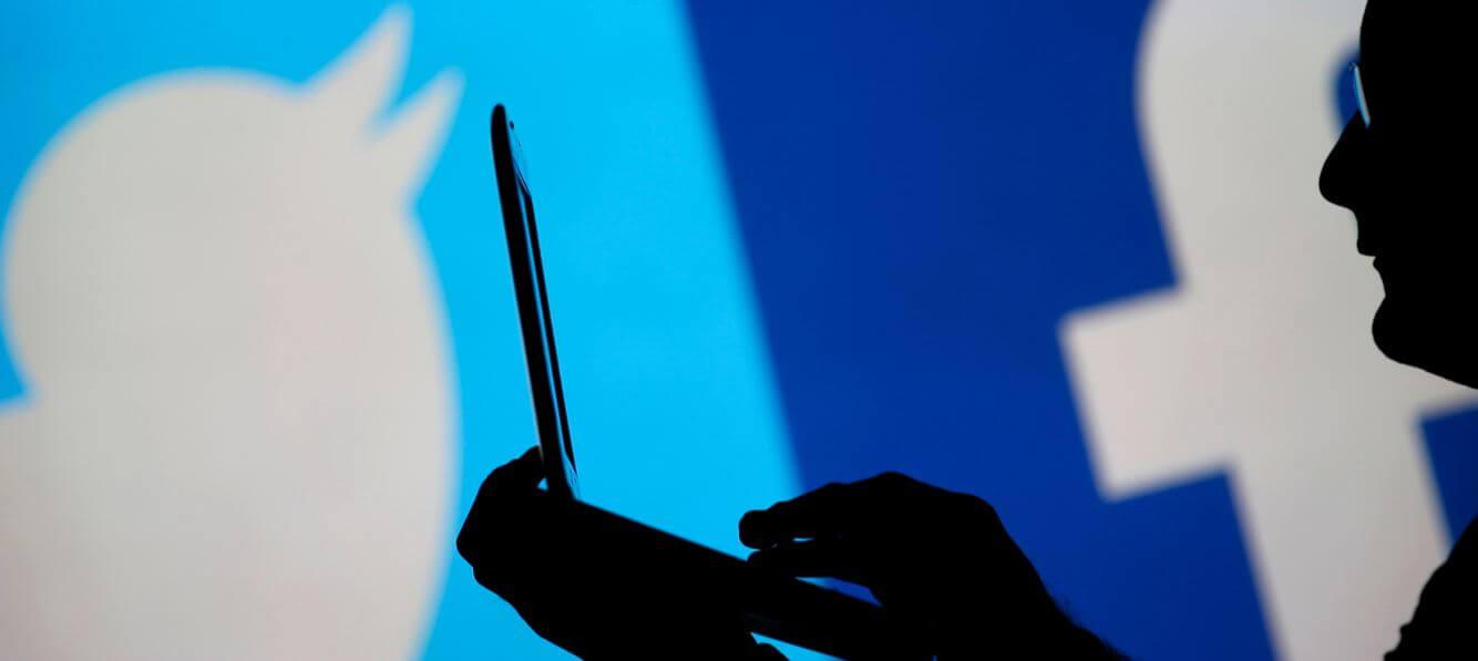 Facebook y Twitter han perdido el 10% de sus usuarios