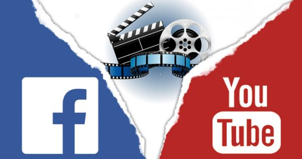 Facebook y Youtube disputan por ser el número 1 en vídeos