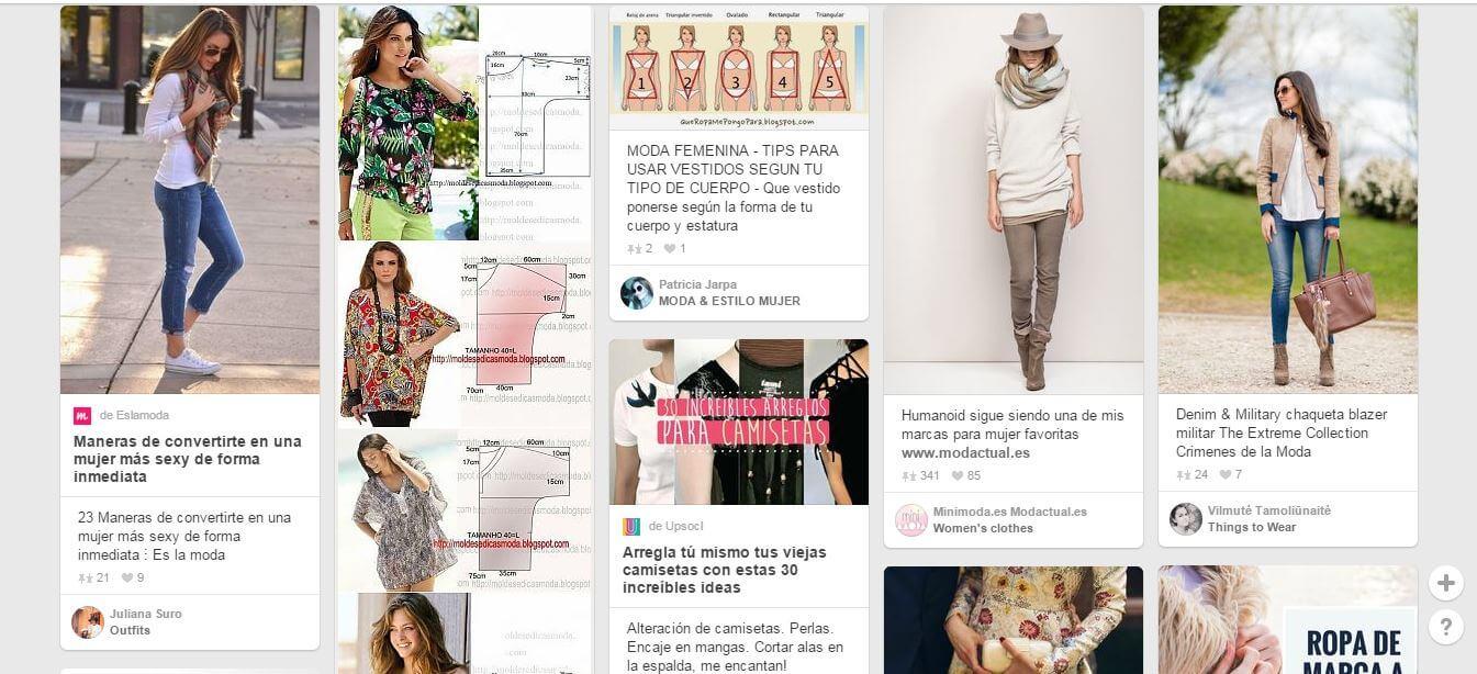 Pinterest avanza hacia el comercio online