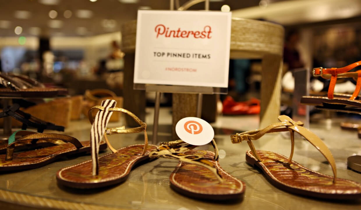 Pinterest y el e-commerce