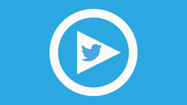 twitter video en versión web